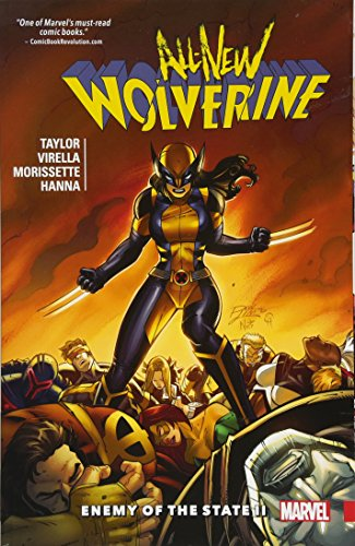 9781302902902: All-New Wolverine Vol. 3: Enemy of the State II
