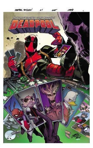 9781302902988: Deadpool: Too Soon?