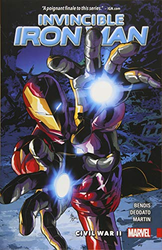 9781302903213: Invincible Iron Man Vol. 3: Civil War II