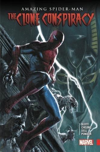 Amazing Spider-man: Clone Conspiracy: Dan Slott