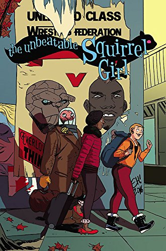 9781302903282: The Unbeatable Squirrel Girl Vol. 5: Like I'm the Only Squirrel in the World