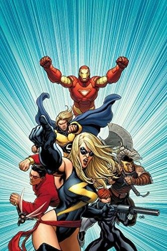 9781302903381: Mighty Avengers By Brian Michael Bendis - The Complete Collection