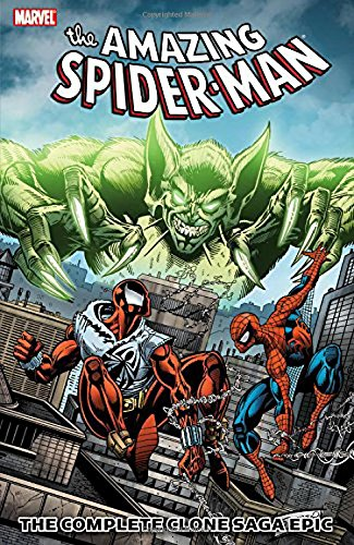9781302903664: Spider-man: The Complete Clone Saga Epic Book 2 (Amazing Spider-Man)