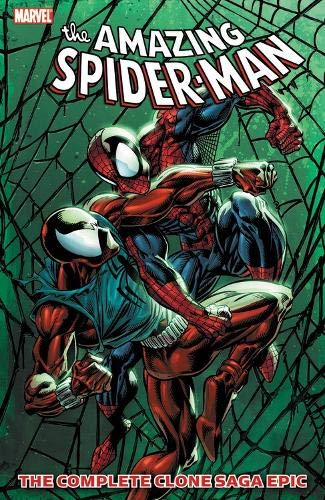 Spider-Man: The Complete Clone Saga Epic Book 4