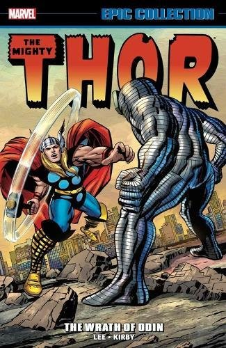 Thor Epic Collection: The Wrath of Odin (Epic Collection: Thor)