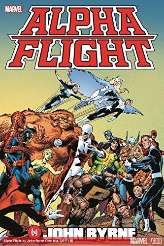 9781302904050: Alpha Flight By John Byrne Omnibus