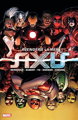 9781302904142: Avengers & X-men: Axis: Axis