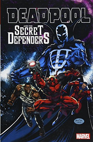 9781302904173: Deadpool and the Secret Defenders