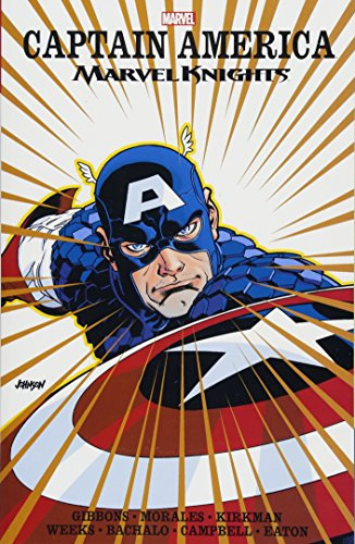Captain America: Marvel Knight