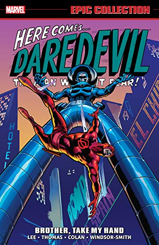 9781302904258: Daredevil Epic Collection: Brother, Take My Hand