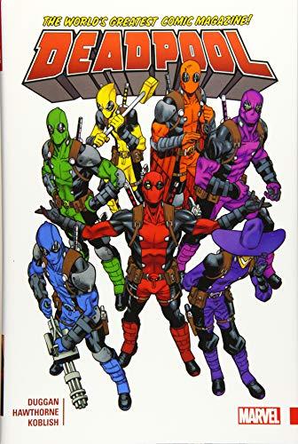 9781302904319: Deadpool: World's Greatest Vol. 1