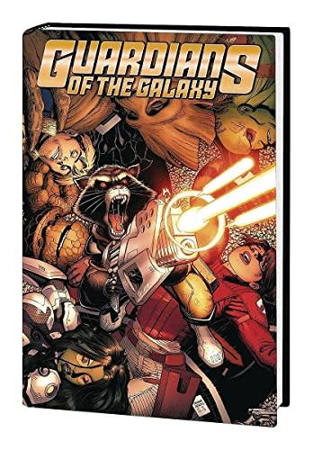 Guardians Of The Galaxy Vol. 4 (Hardback)
