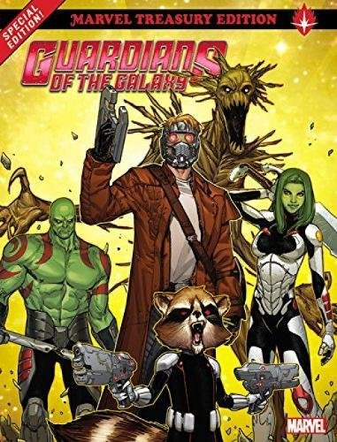 Guardians of the Galaxy: All-New Marvel Treasury: Bendis, Brian Michael,