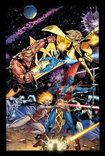 Guardians of the Galaxy by Jim Valentino Omnibus (Guardians of the Galaxy Classic): Jim Valentino