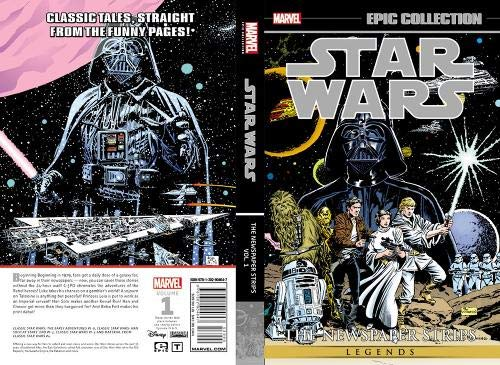 9781302904647: Star Wars Legends Epic Collection: The Newspaper Strips Vol. 1 (Epic Collection: Star Wars Legends: the Newspaper Strips)