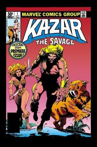 Ka-Zar: Savage Dawn: Jones, Bruce
