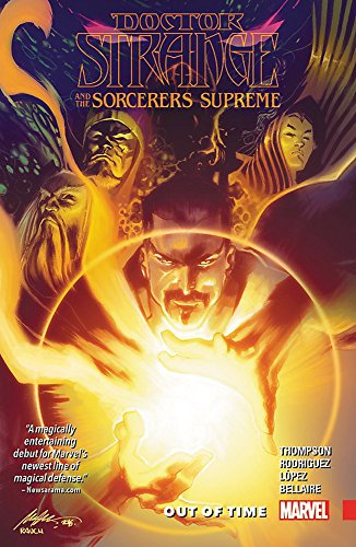 9781302905903: Doctor Strange and the Sorcerers Supreme Vol. 1: Out of Time