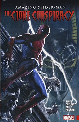9781302905996: Amazing Spider Man. The Clone Conspiracy