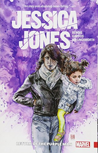 9781302906375: Jessica Jones Vol. 3: Return of the Purple Man