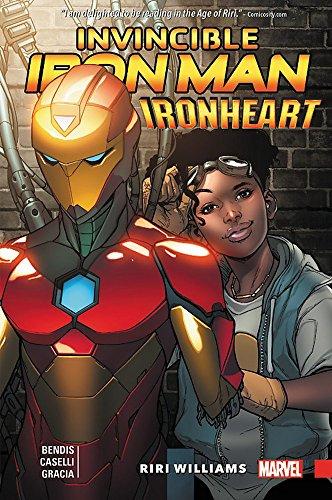 Invincible Iron Man Vol. 1 Format: Hardcover