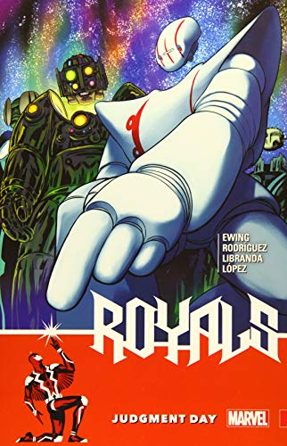 Royals Vol. 2: Judgment Day (Paperback)