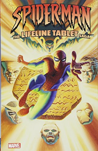Amazing Spider Man The Lifeline Tablet Saga