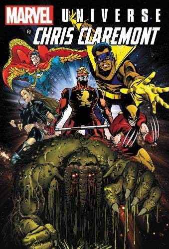 Marvel Universe by Chris Claremont Format: Hardcover