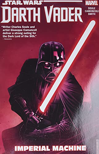 9781302907440: Star Wars: Darth Vader: Dark Lord of the Sith 1: Imperial Machine