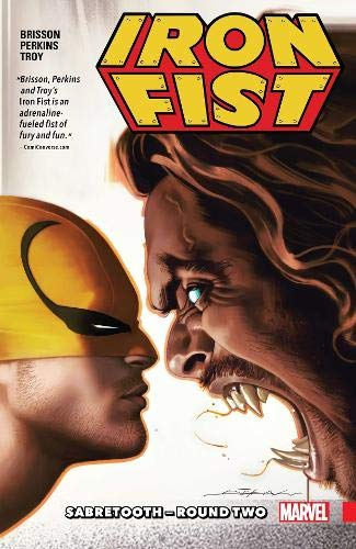 Iron Fist Vol. 2: Sabertooth - Round 2
