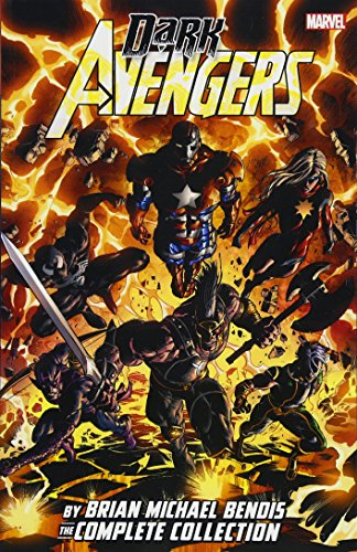 9781302908010: Dark Avengers by Brian Michael Bendis: The Complete Collection