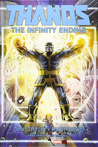9781302908164: Thanos: The Infinity Ending