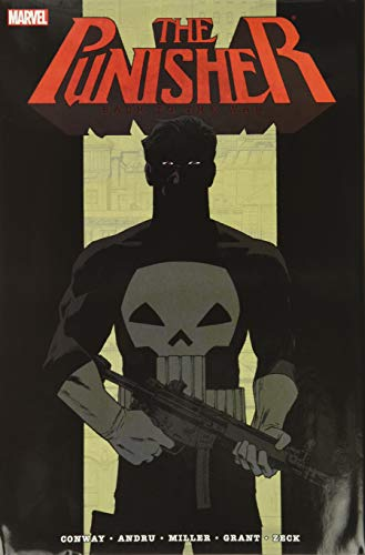 Punisher: Back to the War Omnibus Format: Hardcover