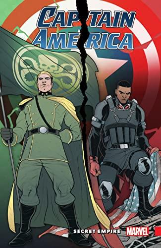 Captain America: Secret Empire: Nick Spencer