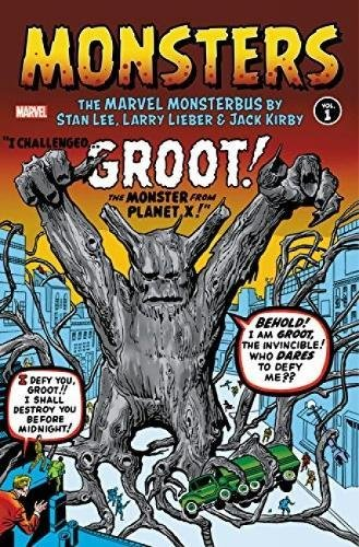 9781302908614: Monsters Vol. 1: the Marvel Monsterbus by Stan Lee, Larry Lieber, & Jack Kirby