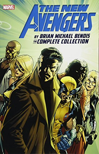 9781302908676: New Avengers by Brian Michael Bendis: The Complete Collection Vol. 6
