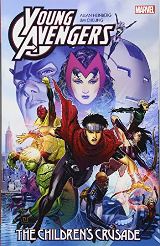 9781302908751: Young Avengers by Allan Heinberg & Jim Cheung: The Children's Crusade