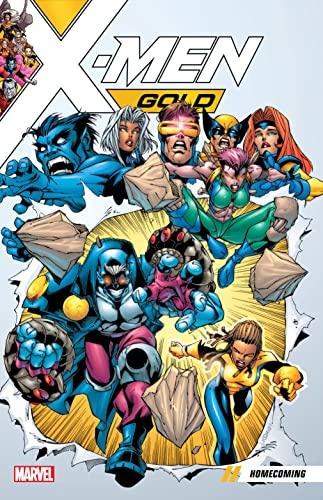 9781302909543: X-Men Gold Vol. 0: Homecoming