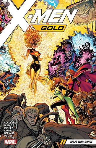 X-Men Gold Vol. 3: Mojo Worldwide: Bunn, Cullen