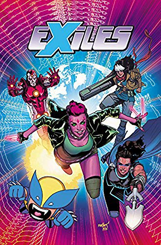 Exiles Vol. 1: Test Of Time: Saladin Ahmed