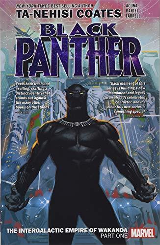 9781302912932: Black Panther Book 6: Intergalactic Empire Of Wakanda Part 1