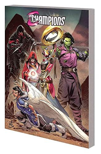 9781302915056: Champions Vol. 5: Weird War One
