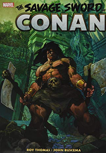 9781302915162: Savage Sword Of Conan: The Original Marvel Years Omnibus Vol. 2