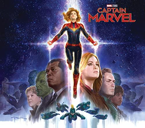 9781302915278: Marvel's Captain Marvel: The Art of the Movie