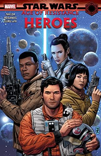 9781302917128: Star Wars: Age Of Resistance - Heroes