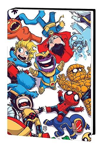 9781302917654: The Marvel Art Of Skottie Young