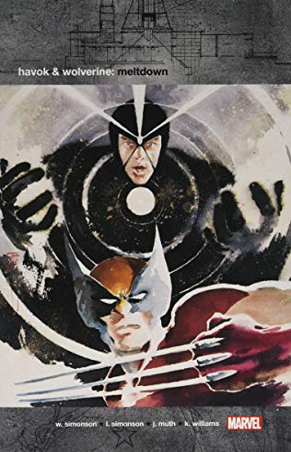 9781302918958: Havok & Wolverine: Meltdown