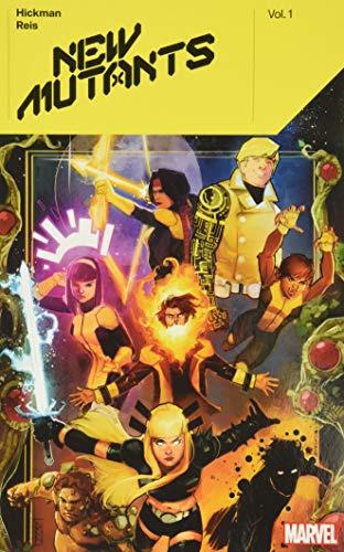 9781302919924: Brisson, E: New Mutants By Jonathan Hickman Vol. 1