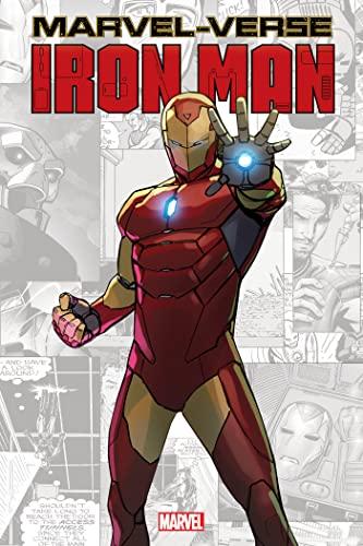 Marvel-Verse : Iron Man: Marvel Comics Group