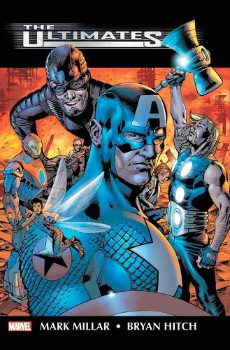 9781302922658: Ultimates by Mark Millar & Bryan Hitch Omnibus