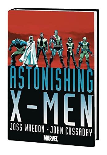 9781302922689: ASTONISHING X-MEN WHEDON CASSADAY OMNIBUS HC 01